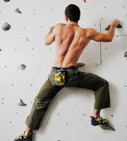 peg board workout